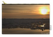 Ice Reflective Nature Carry-all Pouch