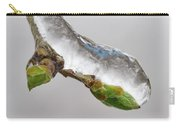 Ice Storm Buds Carry-all Pouch