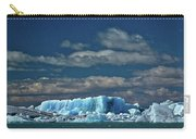 Iceberg In Viedma Lake - Patagonia Carry-all Pouch