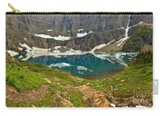 Iceberg Lake Glacier Carry-all Pouch