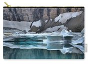 Iceberg Lake Icebergs Carry-all Pouch