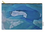 Iceberg Window Carry-all Pouch
