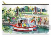 Icecream Boat In York Carry-all Pouch