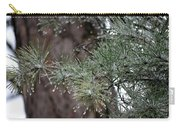 Iced Pine Carry-all Pouch