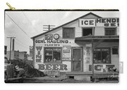 Icehouse Medium Format Nitrate Negative John Vachon Photo Rosslyn Virginia Septemer 1937 Carry-all Pouch