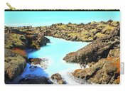 Iceland Blue Lagoon Healing Waters Carry-all Pouch