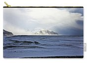 Iceland Lava Field Mountains Clouds Iceland Lava Field Mountains Clouds Iceland 2 282018 1837.jpg Carry-all Pouch