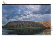 Iceland Mountain Reflections  Carry-all Pouch