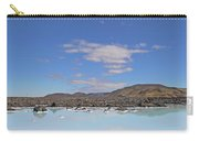 Iceland Popular Blue Lagoon  Carry-all Pouch