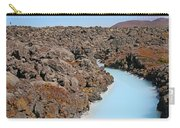Iceland Tranquil Blue Lagoon  Carry-all Pouch