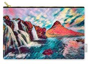 Iceland Waterfalls Carry-all Pouch