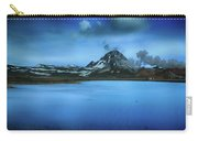Icelandic Blue Carry-all Pouch