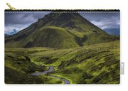 Icelandic Highlands Carry-all Pouch