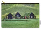 Icelandic Turf Homes Carry-all Pouch