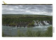 Icelandic Waterfall Carry-all Pouch