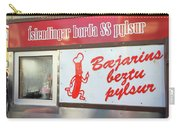 Iceland's World Famous Hot Dog Stand Iceland 2 3122018 J2328.jpg Carry-all Pouch
