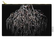 Icicle Chandelier Carry-all Pouch