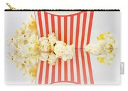 Iconic Striped Popcorn Carton Carry-all Pouch