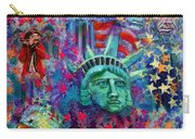 Icons Of Freedom Carry-all Pouch