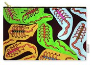 Icons Of The Serpent Age Rulers Carry-all Pouch