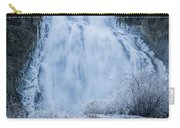 Icy Falls Carry-all Pouch