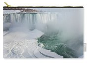 Icy Fury - Niagara Falls Spectacular Ice Buildup Carry-all Pouch