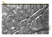 Icy Glitters Carry-all Pouch