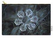 Icy Jewel Carry-all Pouch by Alexey Kljatov