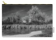 Icy Marsh Carry-all Pouch