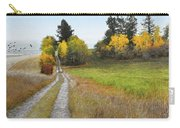 Idaho Backroad Autumn Carry-all Pouch