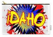 Idaho Comic Exclamation Carry-all Pouch