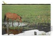 Idaho Farm Horse 2 Carry-all Pouch