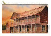 Idaho Hotel Silver City Ghost Town Idaho Carry-all Pouch