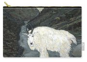 Idaho Mountain Goat Carry-all Pouch