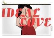 Ideal Love Cover Carry-all Pouch