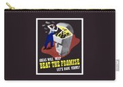 Ideas Will Help Beat The Promise Carry-all Pouch
