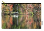 Idyllic Autumn Reflections Carry-all Pouch