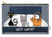 If You Have Cats Carry-all Pouch