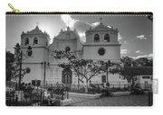 Iglesia Ciudad Vieja - Guatemala Bnw Carry-all Pouch