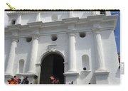 Iglesia De Santo Tomas Church Carry-all Pouch