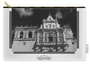 Iglesia San Francisco - Antigua Guatemala Bnw Carry-all Pouch