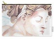 Ignudo Sistine Chappel Michelangelo Carry-all Pouch