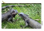 Iguana Kisses St Thomas Carry-all Pouch
