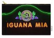 Iguana Mia Carry-all Pouch