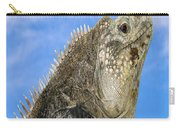 Iguana Nature Wear Carry-all Pouch