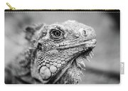 Iguana Stardust Carry-all Pouch