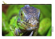 Iguana Stare Carry-all Pouch
