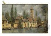 Il Borgo Sul Fiume Carry-all Pouch