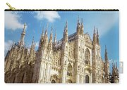 Il Duomo Milan Italy Carry-all Pouch