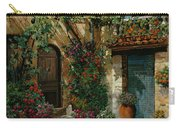 Il Giardino Francese Carry-all Pouch by Guido Borelli